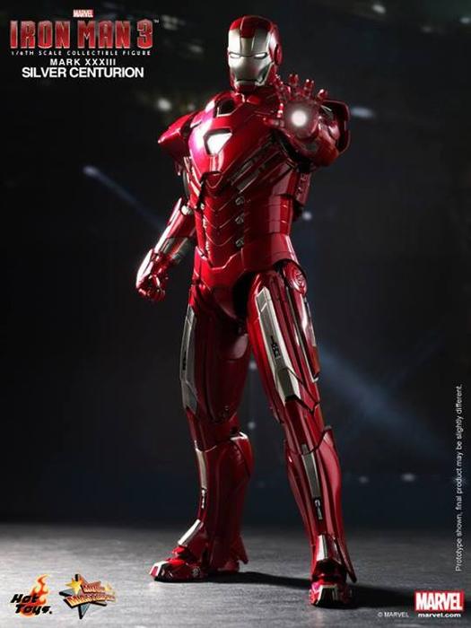 Image - HOTMMS213-Hot-Toys-Iron-Man-3-Mark-33-12-inch-C 2 ...