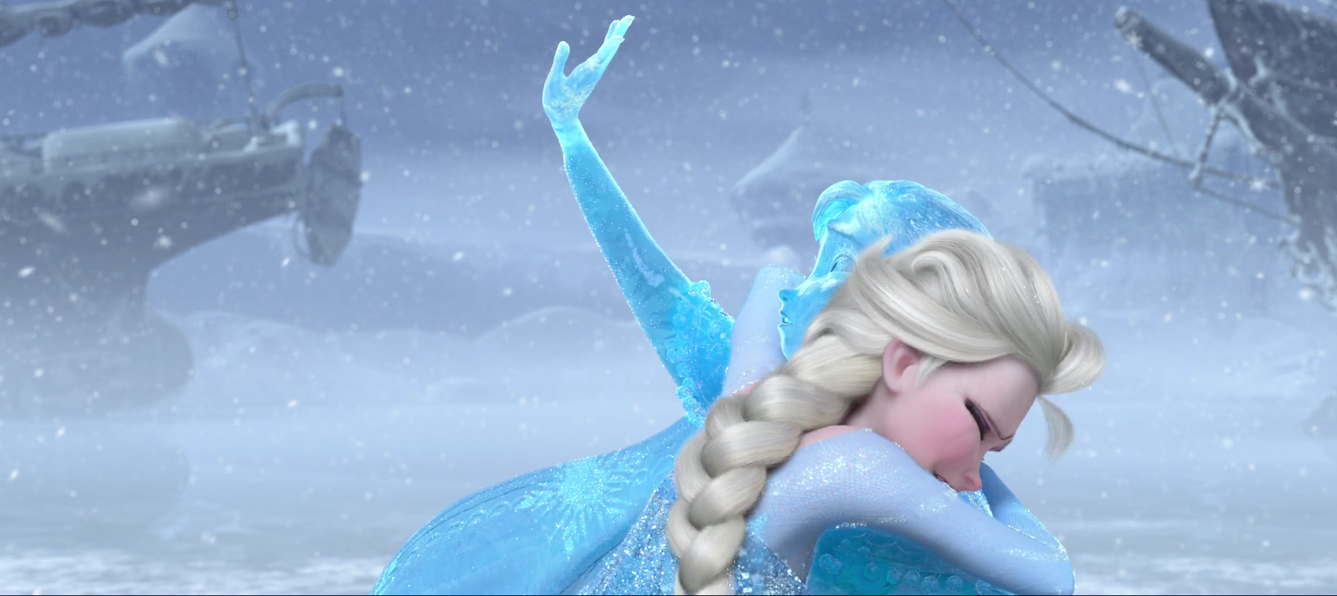 Litias Blog Elsa The Snow Queen