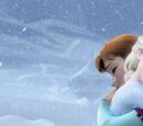 Elsa the Snow Queen/Relationships