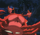 Unnamed Crab Demon