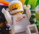 White Spaceman