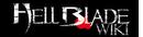 Hell Blade Wiki Wordmark.png
