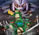 Lego TMNT the videogame