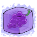 Grape Ice Cube Before 2015 revamp.png
