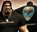 Koszulka Alienware