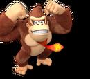 Donkey Kong Country RPG/Movesets