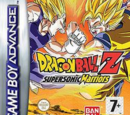 Bola de Drac Z: Supersonic Warriors (sèrie)