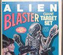 Alien Blaster Target Set