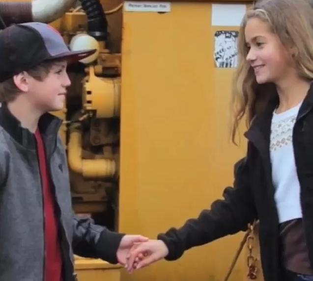 Is mattyb dating kate 2014