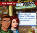 Spencer Betrayed
