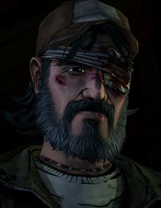 The Walking Dead: A Telltale Games Series - Segunda Temporada (Spoilers) 230px-AHD_Kenny_Fireplace