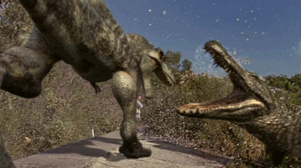 Cold Lake Dodge >> Deinosuchus - Walking with... Wiki