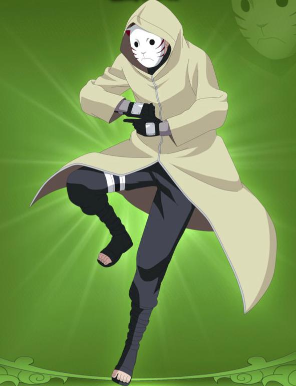 Rei senju naruto akkipuden wiki - Naruto akkipuden ...