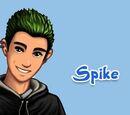 Spike Chapman