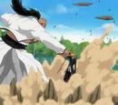 Yammy Llargo vs. Ichigo Kurosaki