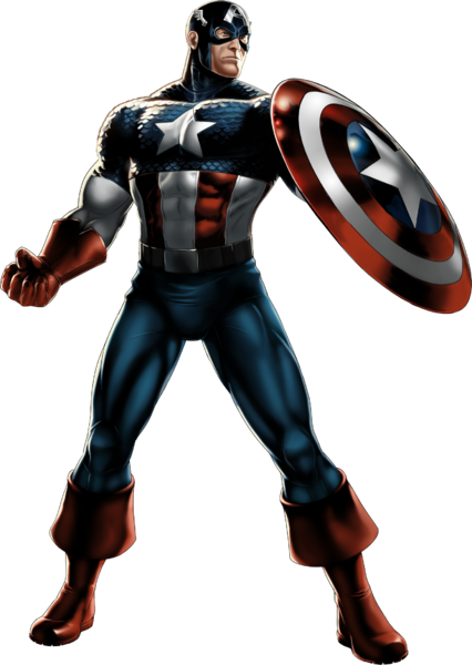 Ultimate Multiverse Heroes Tournament 426px-Captain_America_Portrait_Art