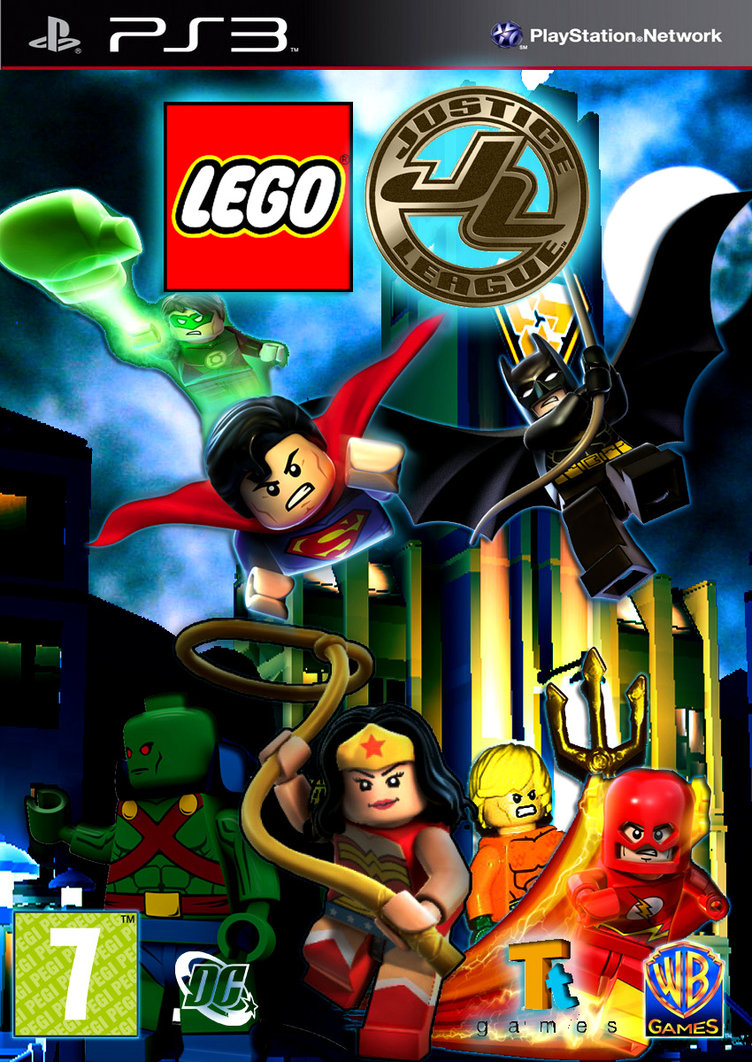 Custom Justice League Time Traveler The Video Game