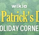 Asnow89/St. Patrick's Day Holiday Corner