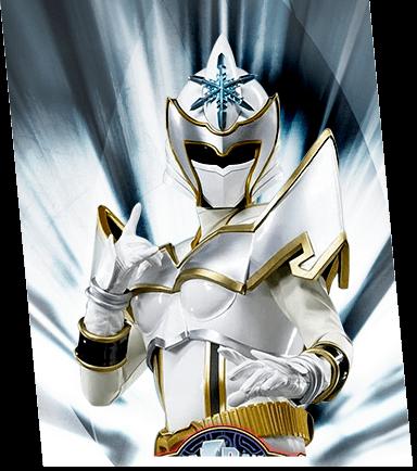 Mystic-force-white-ranger pngWhite Mystic Ranger