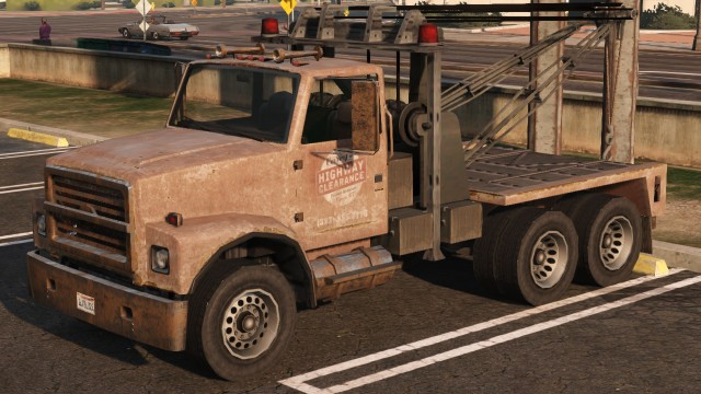Tow Truck: Where Is The Tow Truck In Gta 5