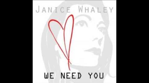 Janice Whaley - We Need You (Duran Duran Cover)