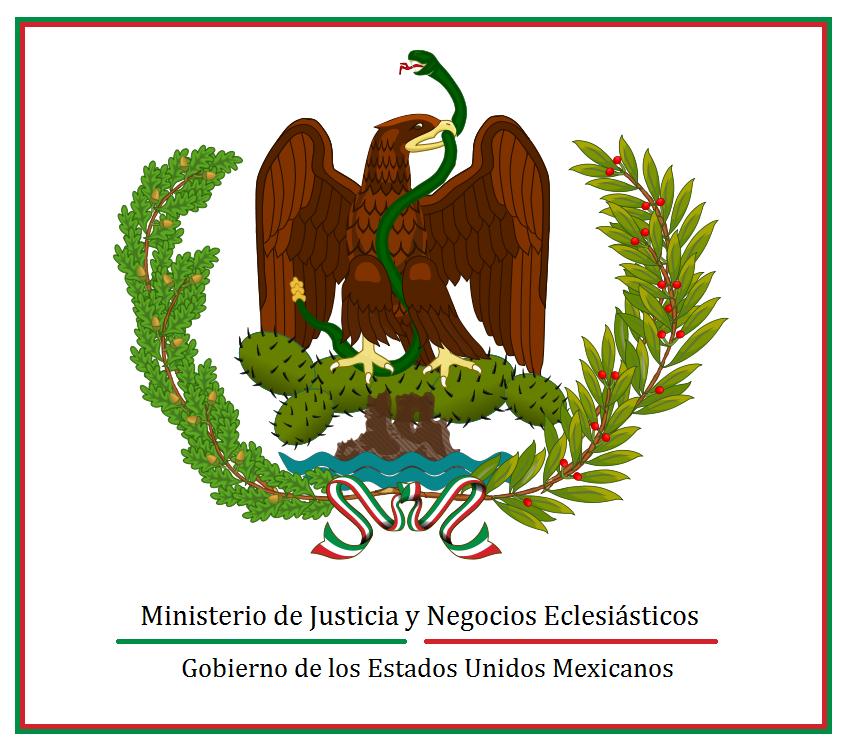 Ministerio justicia eclesiaticos mexico bc 1 for Ministerio de relaciones interiores y justicia