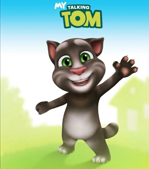 Talking tom pictures