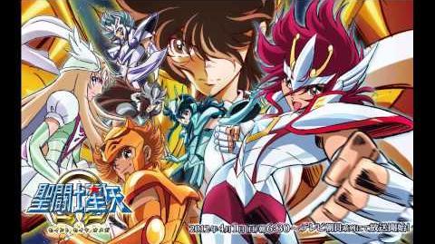 Saint Seiya Omega: La leyenda de Diamante- Episodio 14