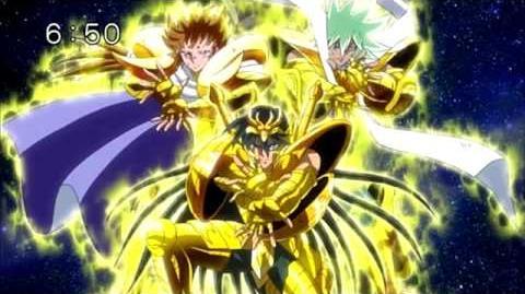 Saint Seiya Omega: La leyenda de Diamante- Episodio 15