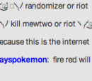 Twitch Plays Pokémon FireRed Version