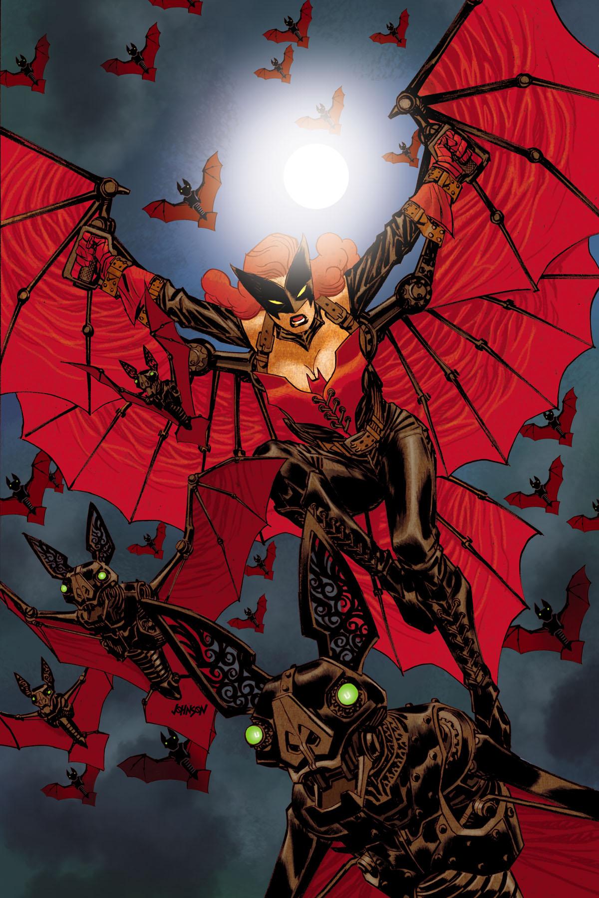 Batwoman New 52 Vol 2 File:batwoman Vol 2 28