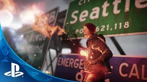 TemplarCode/InFamous: Second Son – Accolades-Spot zum PS4-Actionspiel