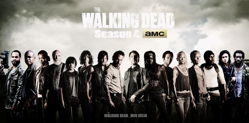 Walking Dead Season 6 Wallpaper File:the Walking Dead Season 4