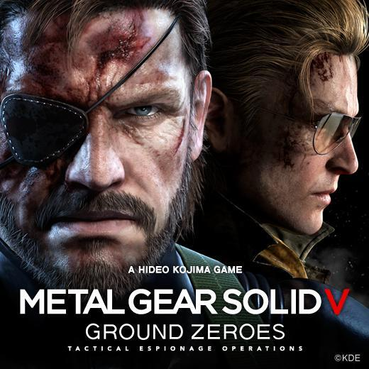 Metal Gear Solid V Ground Zeroes main promotional art اسطوره ها نمی میرند | تاریخچه Metal Gear (قسمت دوم)