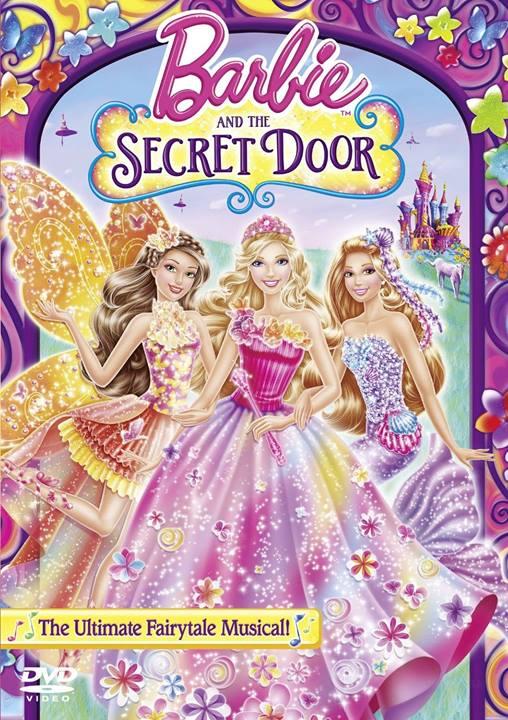 Barbie the secret door movie release date
