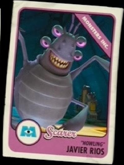 Image - Javier.jpg - Monsters, Inc. Wiki