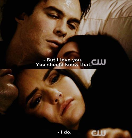 Arrow season 1 quote 7 quotes - Image Damon Delena Elena Love Favim Com 1016604 Jpg