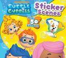 Bubble Guppies Sticker Scenes