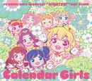 "TV Anime/Data Carddass ""Aikatsu!"" Best Album - Calendar Girls"