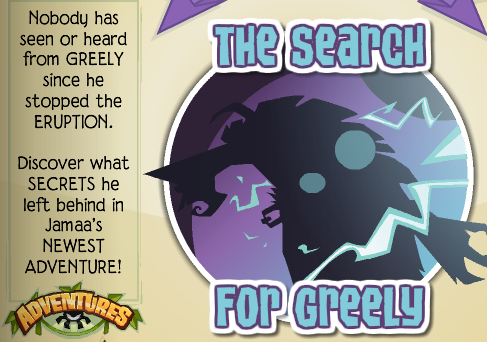 The Animal Jam Whip: The Search For Greely
