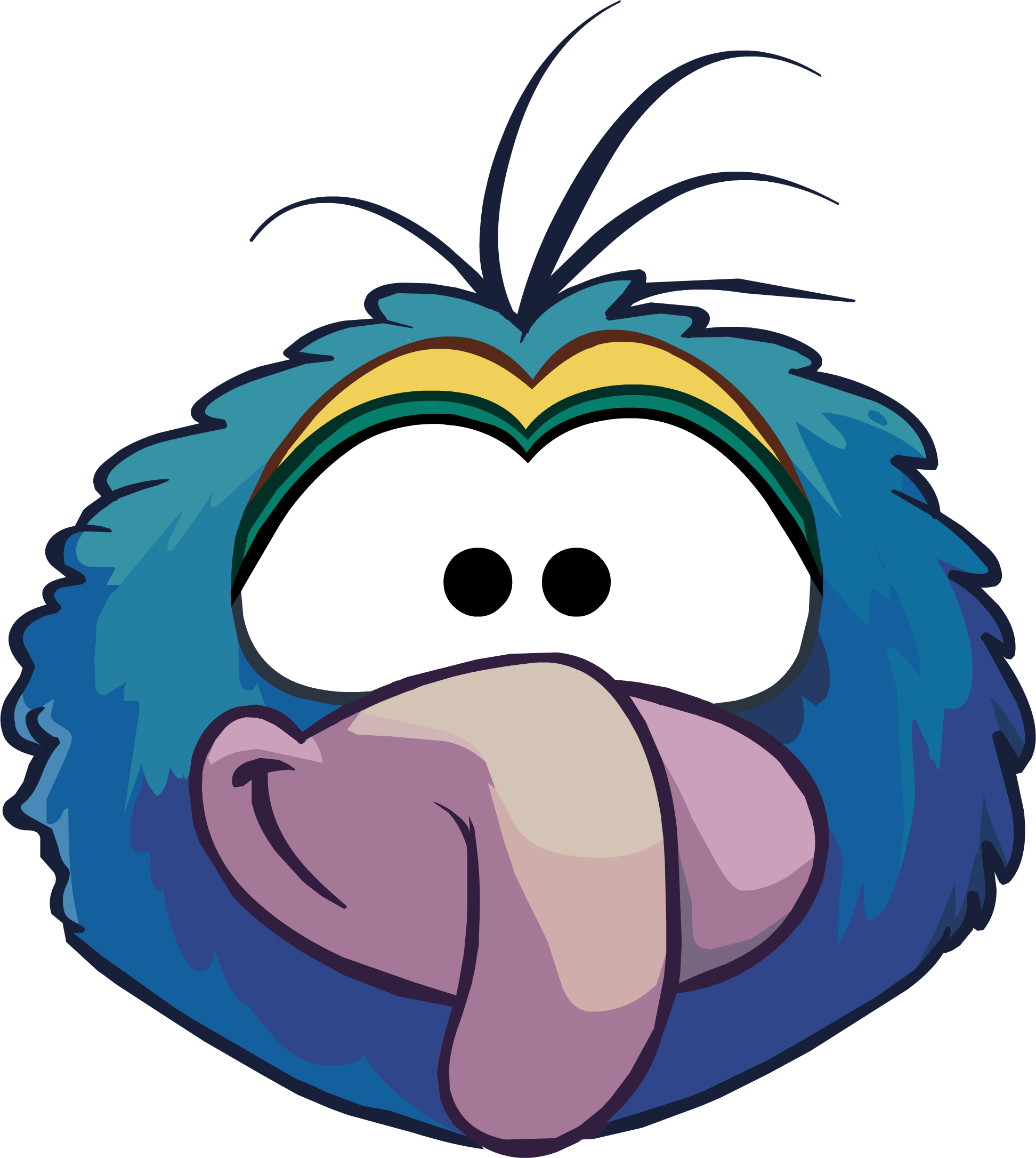 The Great Gonzo Head - Club Penguin Wiki - The free