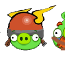 Bad Piggies: Cosmic Piggies in Space
