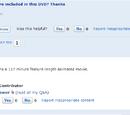 SirBlaze/MAJOR Update on the DVD!