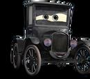 Auta z epoki Forda T