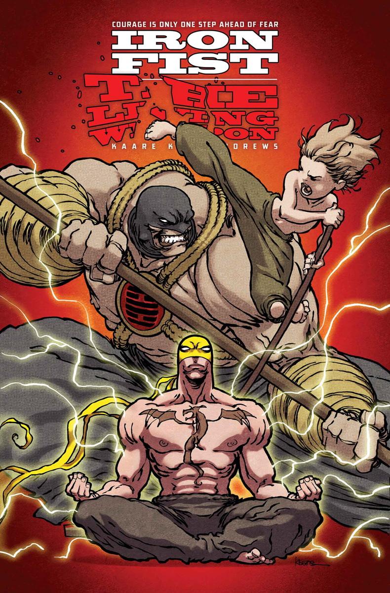 Iron Fist: The Living Weapon Vol 1 3 - Marvel Comics Database