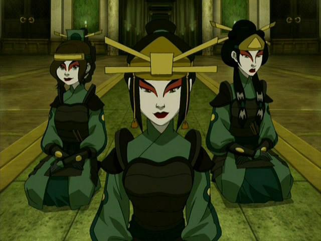 Avatar Extras (Книга 2, Земля, часть 2 ...: ru.avatar.wikia.com/wiki/avatar_extras_(Книга_2,_Ð...