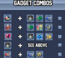 Special Gadget Combinations