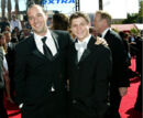 2004 Primetime Emmy Awards - Tony and Michael 01.jpg