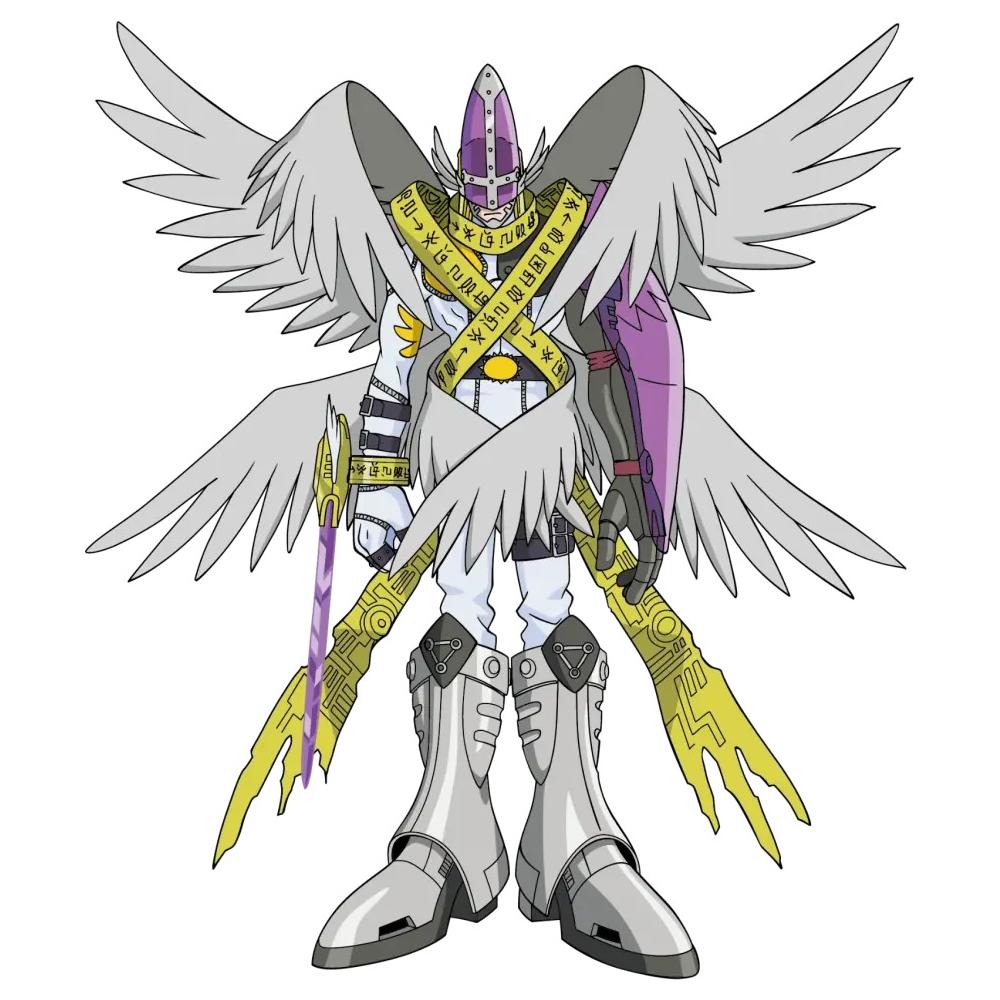 holyangemon digimon wiki