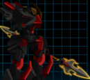 Fire Mecha Arms